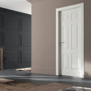 Міжкімнатні двері з коробкою