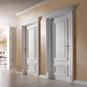Міжкімнатні двері покриті емаллю