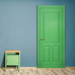 Кольорові міжкімнатні двері